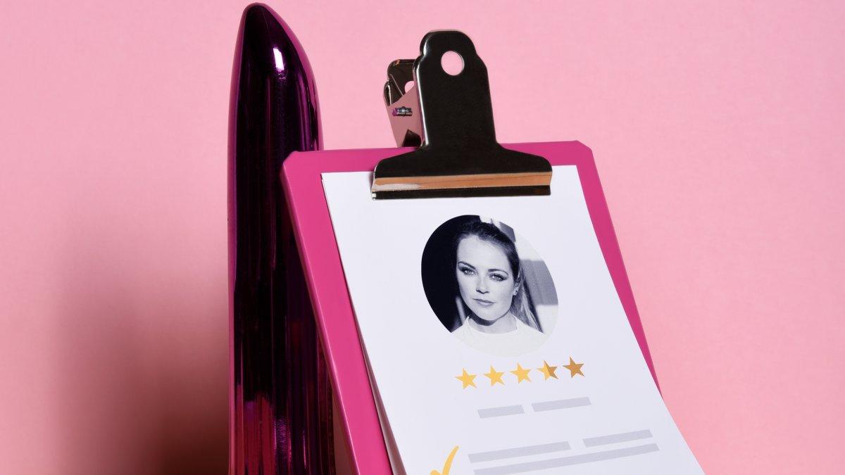 Lisa Kleisen ontwerpt sekstoys