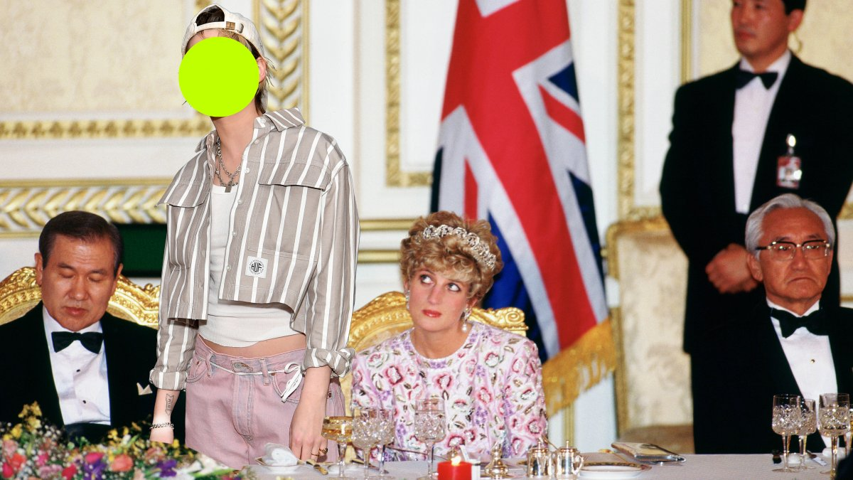 Kirsten Stewart prinses Diana