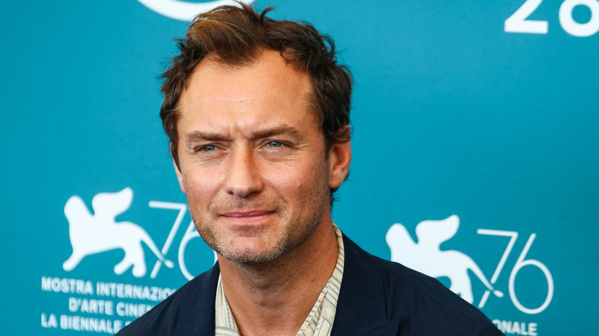 Jude Law zoon