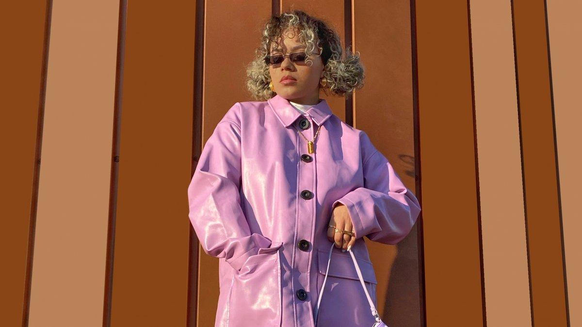 laatste aanwinst, Celeste Vignois, fashion
