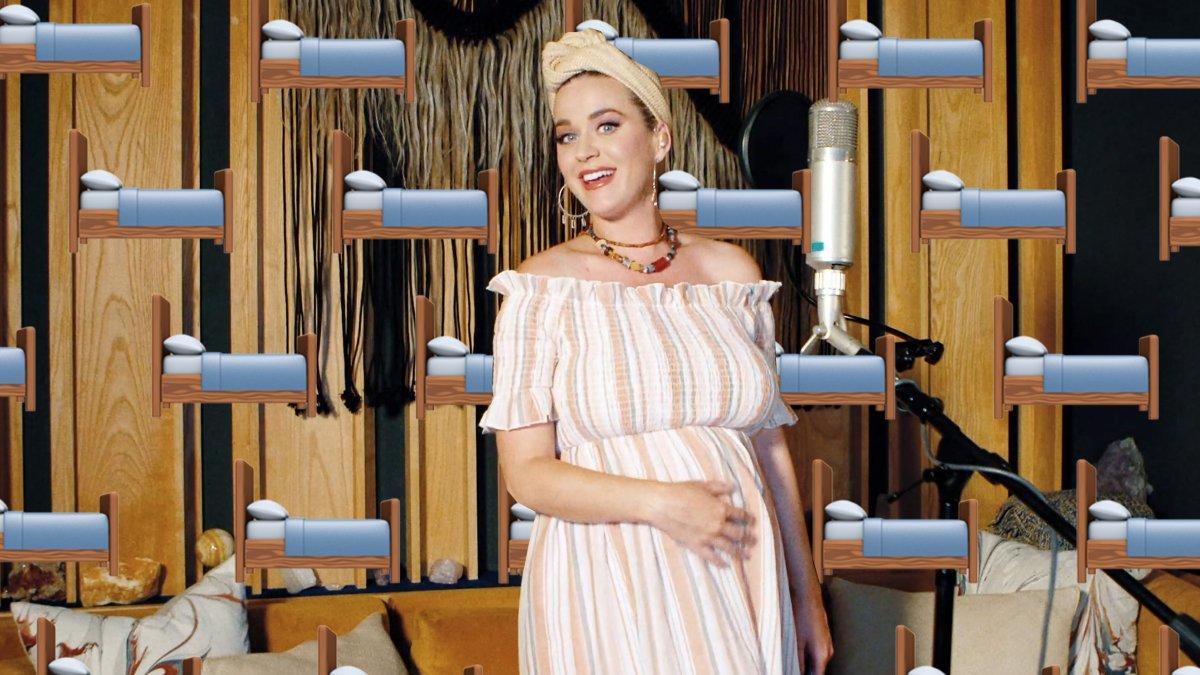 Katy Perry zwanger