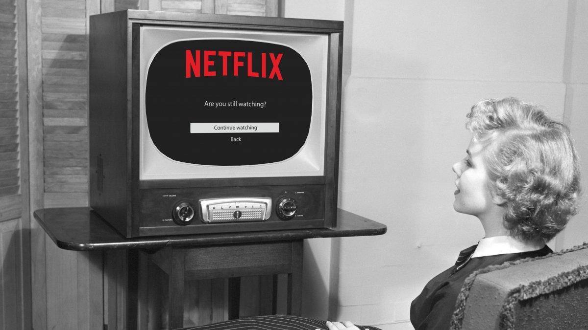Netflix, bingewatchen