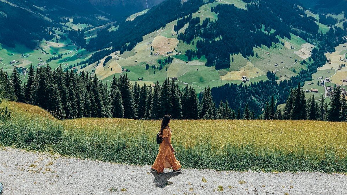 Zwitserland, roadtrip, bergen