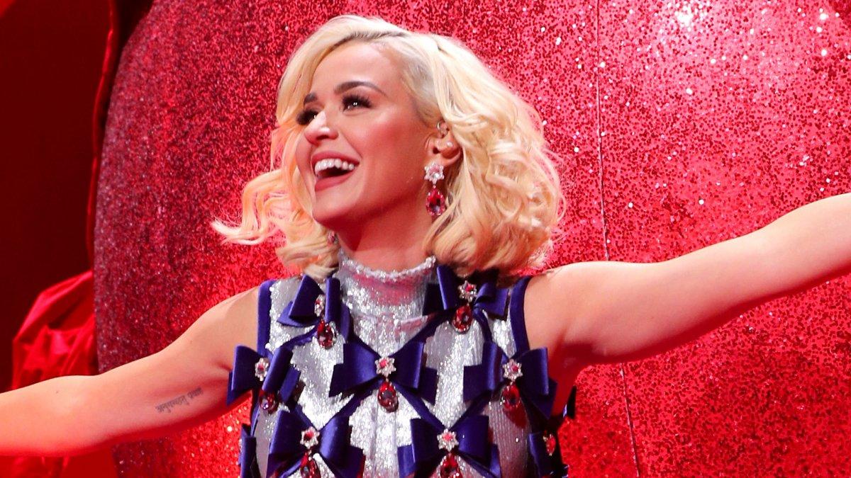 Katy Perry bevallen