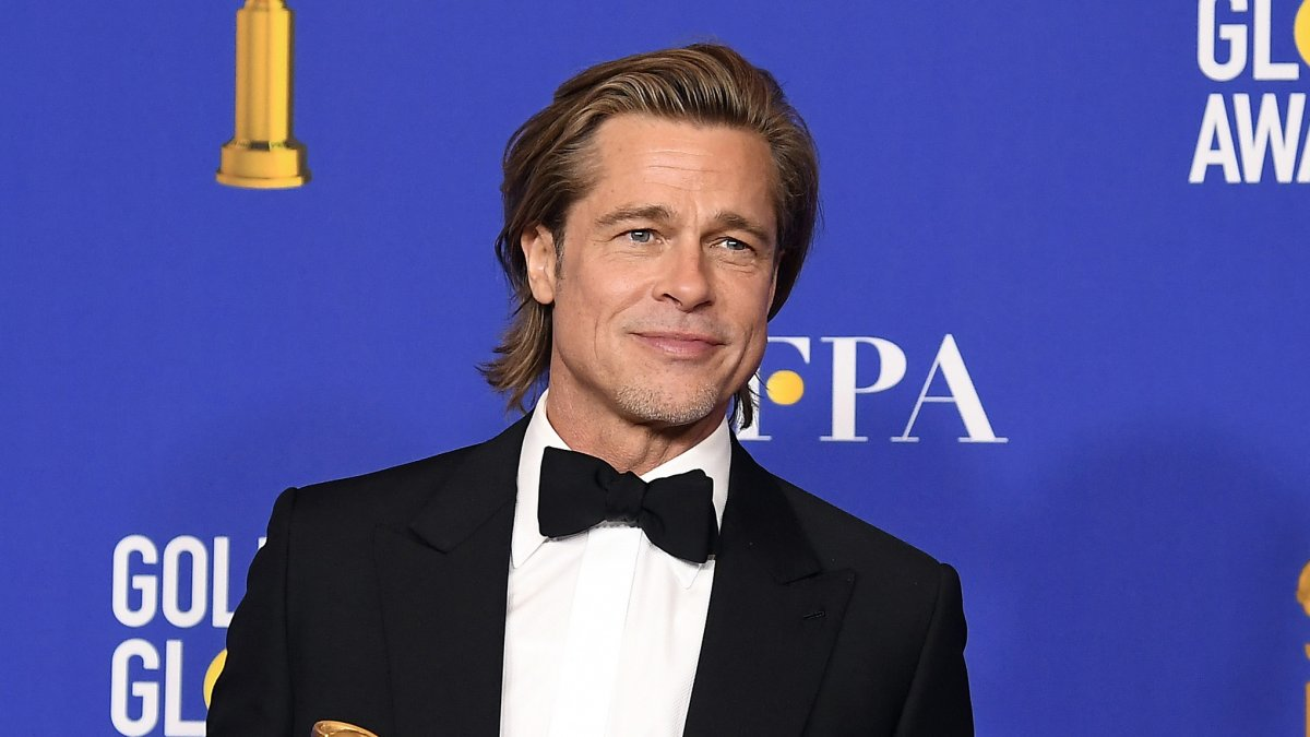 Brad Pitt vriendin