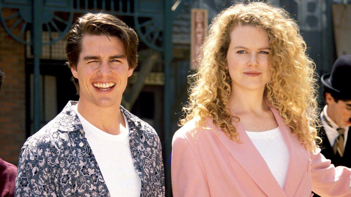 Dochter Tom Cruise