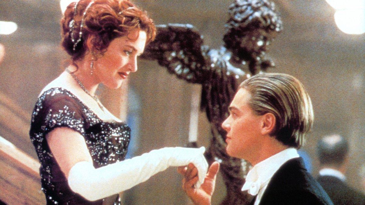 Titanic, Leonardo Dicaprio, film