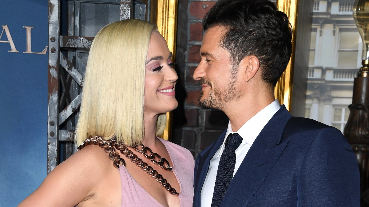 Katy Perry Orlando Bloom dochter