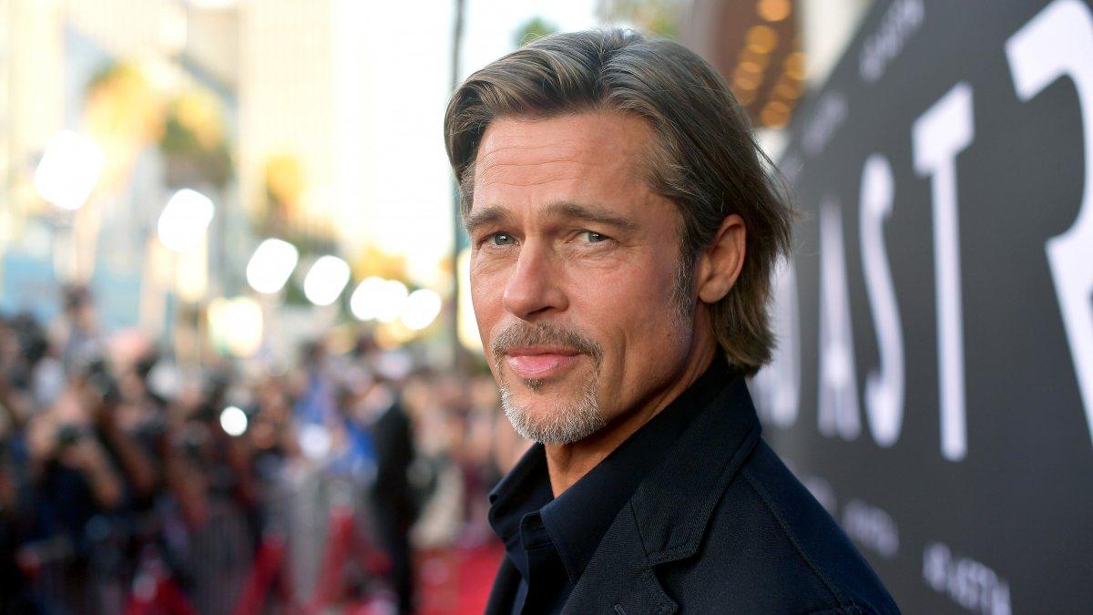Brad Pitt daten