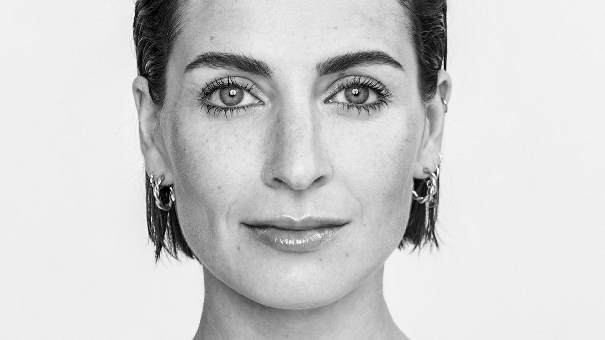 Vivienne van den Assem zonder make-up
