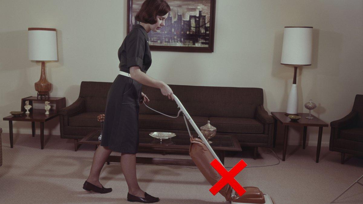 Huis stofvrij