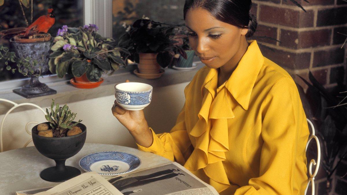 koffiedrinken menstruatie