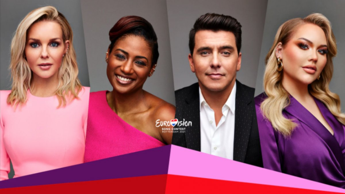 Road to Rotterdam, Eurovisie Songfestival 2021