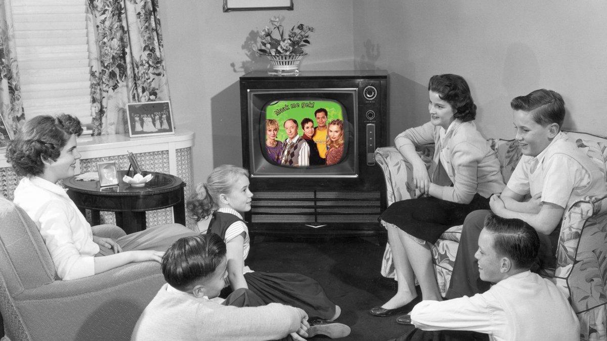 Tv-programma's jaren 90