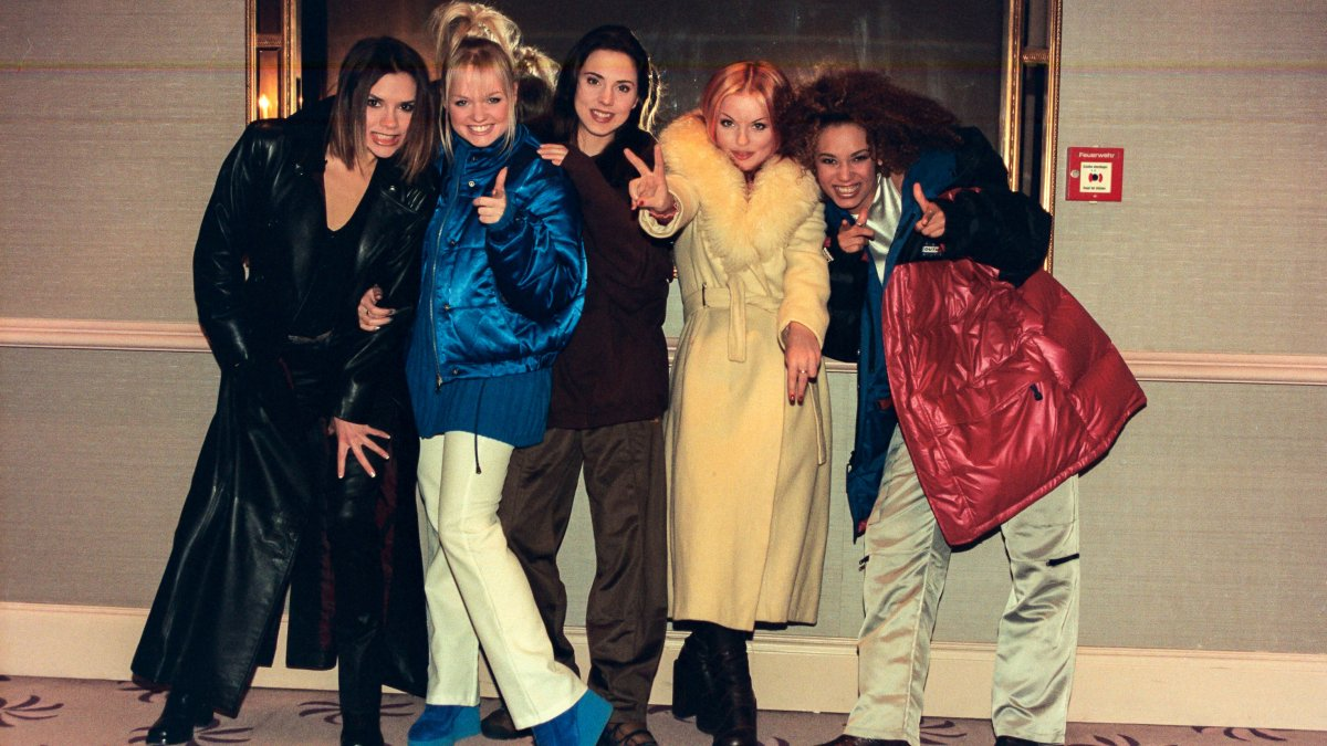 Spice girls, spice world, film