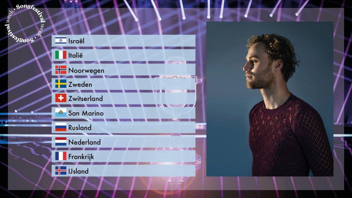 Diek Pothoven Songfestival